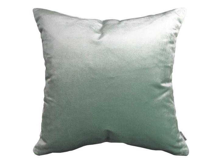 Welurowa Poduszka Mint Rozmiar 50 X 50 Cm