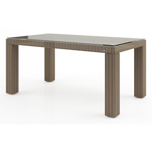 Stół ogrodowy RAPALLO 160cm royal piaskowy