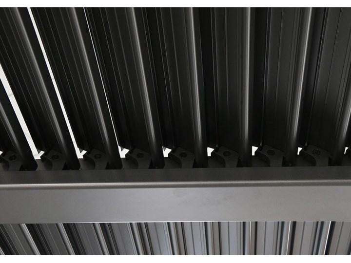 Zadaszenie tarasowe MARANZA 360cm antracyt Daszki Kategoria Pozostała architektura ogrodowa