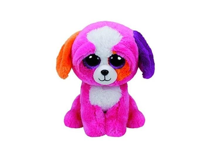 Maskotka TY INC Beanie Boos Precious - Różowy pies 24 cm 37073 Pieski wilki i liski Kategoria Maskotki i pluszaki