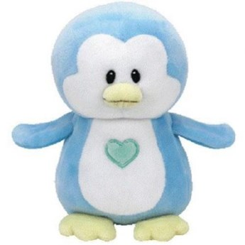 Maskotka TY INC Baby Ty Twinkles Niebieski Pingwin 24cm 82008
