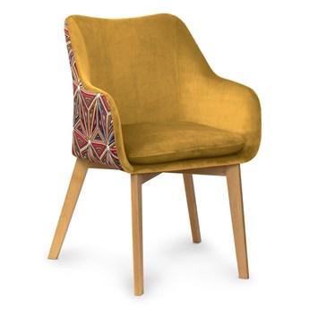 Krzesło HANN Miodowy/ Malavi/ buk ,dąb