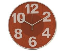 Zegar na ścianę w nowoczesnym stylu, zegar z cyframi, nowoczesny zegar, zegar do salonu, zegar kuchenny, zegar ścienny