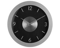 Zegar na ścianę w nowoczesnym stylu, zegar z cyframi, nowoczesny zegar, zegar do salonu, zegar kuchenny, zegar czarny