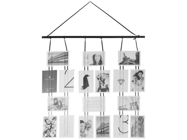 Ramka na 18 zdjęć - galeria do zdjęć, kolor czarny 66 x 92 cm Stojak na zdjęcia