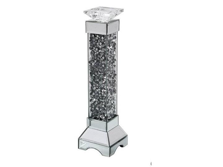 Świecznik Cristall  45 ' Metal Kategoria Świeczniki i świece