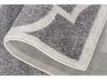 Dywan Carpetforyou Talizman Grey Syntetyk Dywany Rozmiar 4 80x150 cm