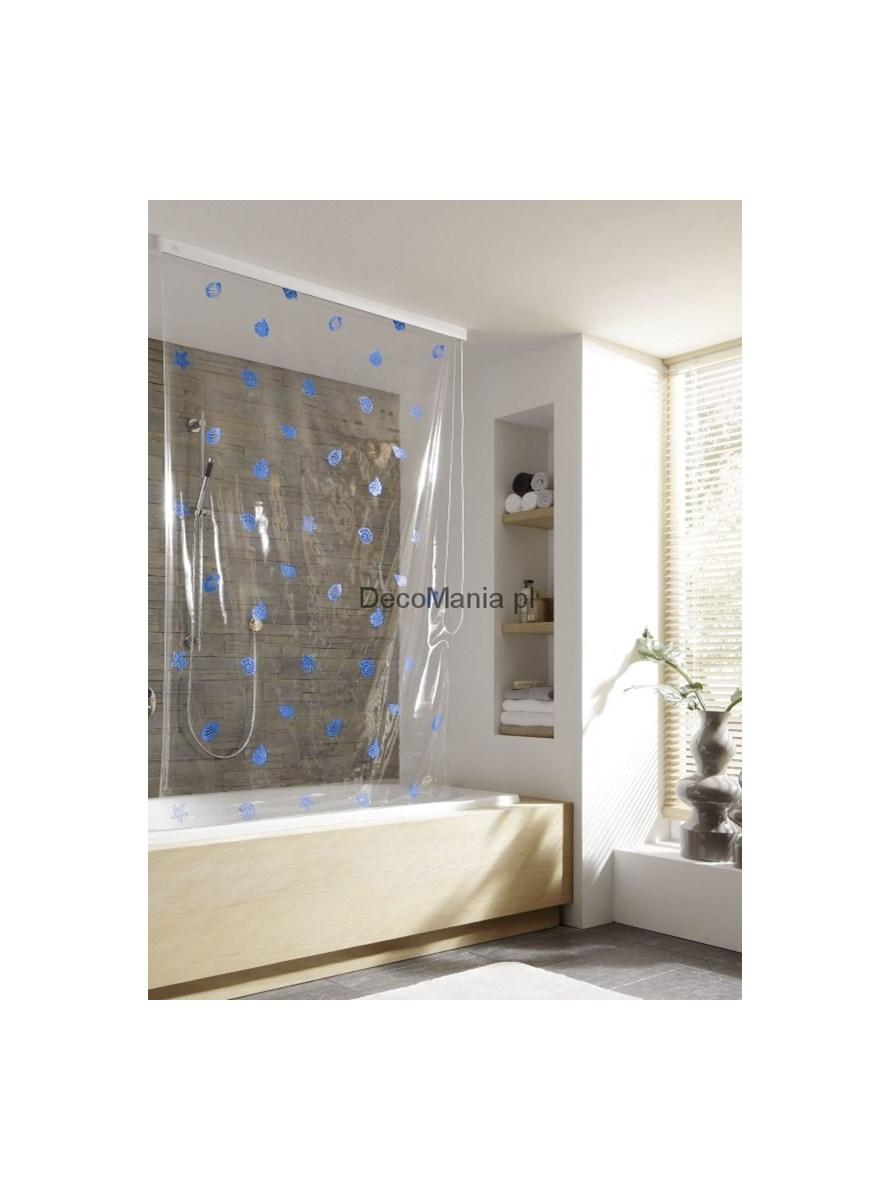roleta kleine wolke duschrollo sea blue zas ony prysznicowe zdj cia pomys y inspiracje. Black Bedroom Furniture Sets. Home Design Ideas