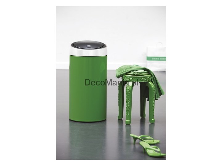 Touch Bin 45 Liter.Kosz Na Smieci 45 L Touch Bin Brabantia Apple Green Kosze Na