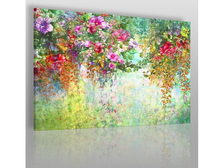 Wonny woal - nowoczesny obraz na płótnie - 120x80 cm Kategoria Obrazy Wykonanie Wydruk cyfrowy