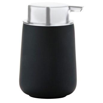 Dozownik do mydła Zone Nova Zone Denmark, aksamitna czerń mat