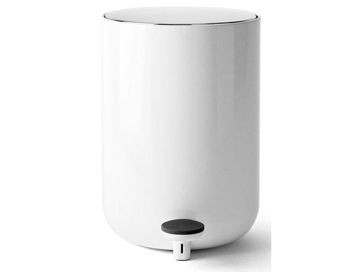 Kosz Na śmieci Do łazienki 7 L Biały Menu Norm Bath