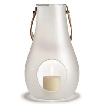 LAMPION DESIGN WITH LIGHT M, mat, HOLMEGAARD