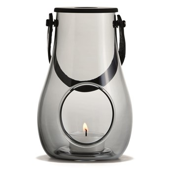 Lampion Design With Light Smoke S, Holmegaard