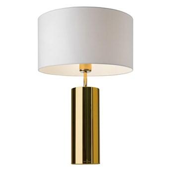 Lampa stołowa PRAG okrągła, złota, V&B