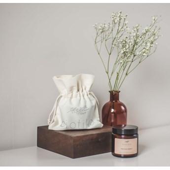 Miętowa Wanilia, świeca zapachowa 120ml, Biotika