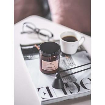 Przydymiona Kawa, świeca zapachowa 120ml, Biotika