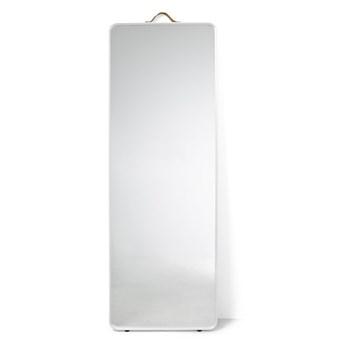 Lustro podłogowe Norm białe