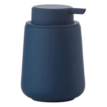 Dozownik do mydła Nova One Zone Denmark, granatowy mat
