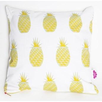 Poszewka na poduszkę żółte ananasy, Humpty Dumpty
