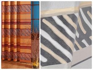 Tkanina zasłonowa BEZEL 012 szer 150 cm
