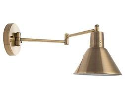Industrialna LAMPA ścienna COPENHAGEN 21-41210 Candellux regulowana OPRAWA metalowa KINKIET na wysięgniku patyna