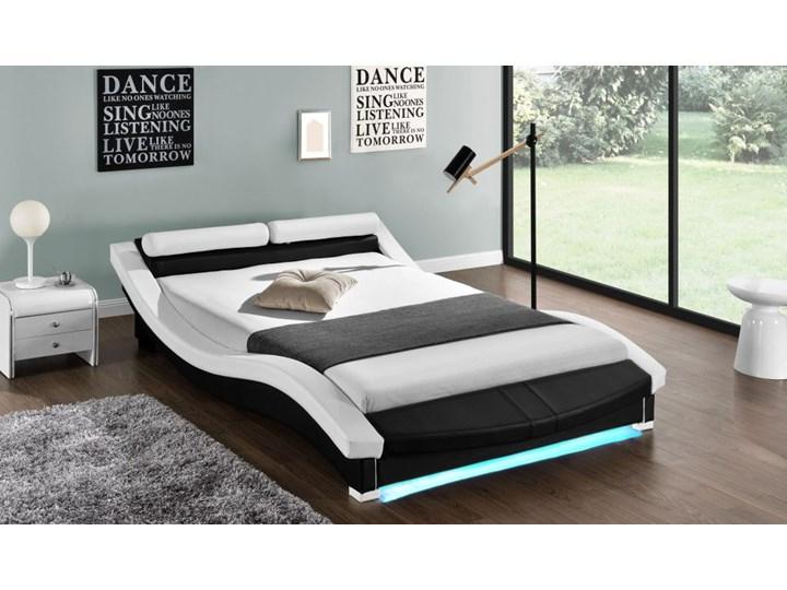 łóżko Tapicerowane Do Sypialni 160x200 869 Led łóżka Do Sypialni