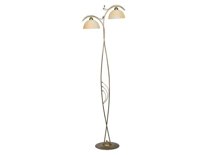ATENA LP2 Materiał(Poprawny) Metal Lampa LED Materiał(Poprawny) Szkło