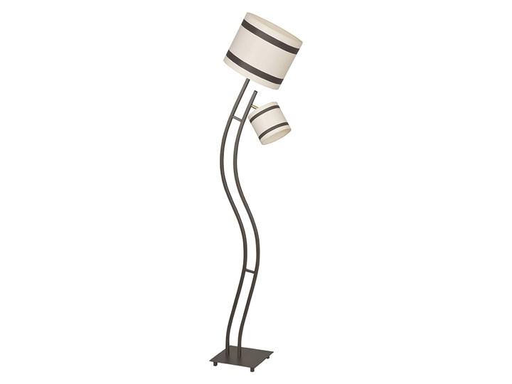 ALGIDA LP2 703/LP2 lampa podłogowa dwa owalne abażury
