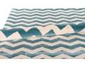 Dywan Carpetforyou Dream Marine Ripple Cream Wełna Syntetyk Dywany Rozmiar 4 160x230 cm