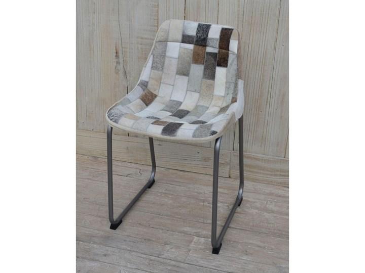 Krzesło Z Obiciem Skórzanym M 16885
