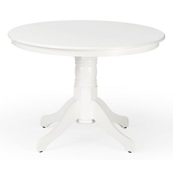 Okrągły stół Gloster na drewnianej nodze