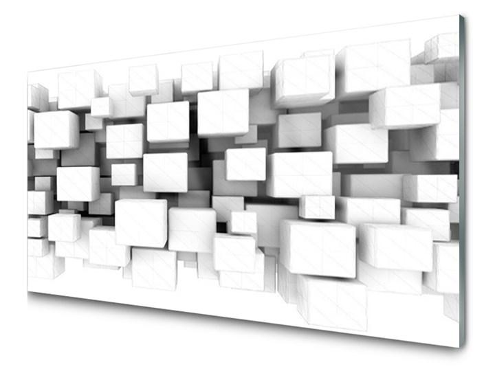 Obraz Szklany Abstrakcja Kuchnia Grafika