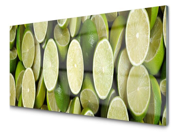 Obraz Szklany Limonka Jedzenie Kuchnia