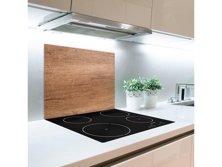 Deska kuchenna Drewniane tło Kategoria Panele ścienne