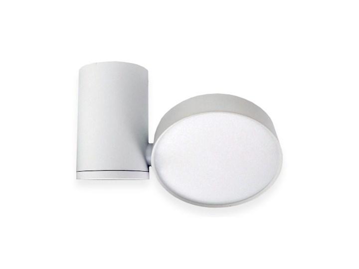 LM P 1486-9W WH PLAFON REFLEKTOR NOWOCZESNA LAMPA SUFITOWA ALUMINIUM BIAŁY LED 9W 675lm=60W 3000K