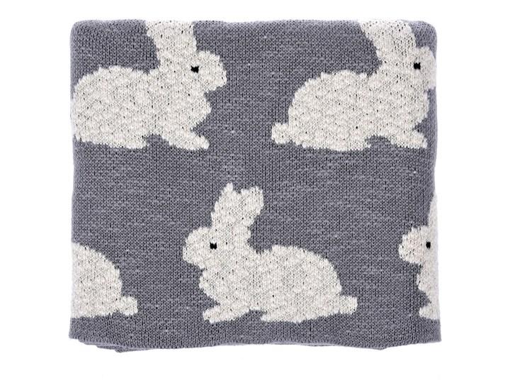 Koc White Rabbit 80x100 Cm Koce I Pledy Zdjęcia Pomysły