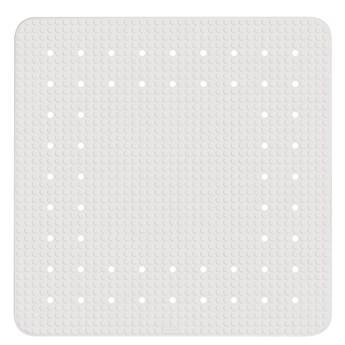 Mata kauczukowa do brodzika lub wanny, kwadratowa wkładka antypoślizgowa - 54 x 54 cm, WENKO