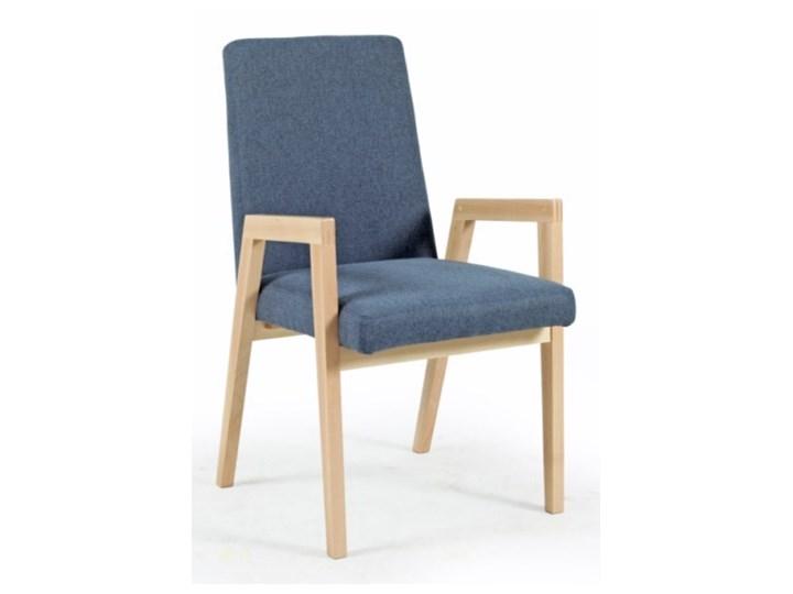 Krzesło Retro Z Podłokietnikami Dowolna Tkanina