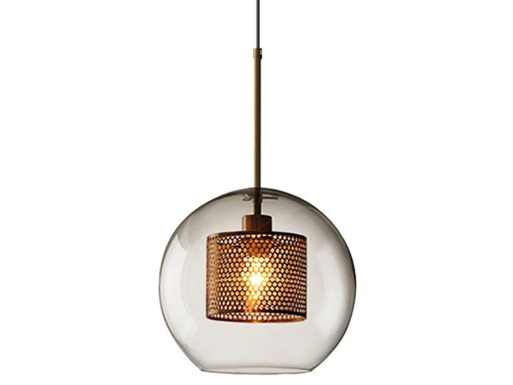Lutlampa - lampa wisząca nowoczesna loft Metal Tworzywo sztuczne Żyrandol Lampa kryształowa Styl glamour Szkło szkło metal Styl industrialny
