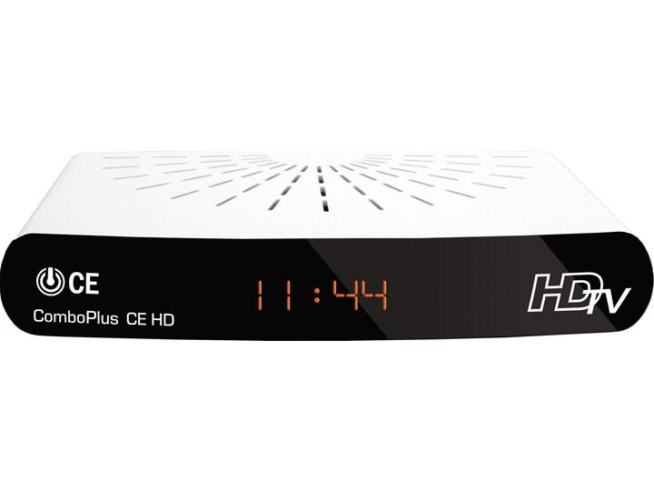 Dekoder TECHNISAT ComboPlus CE HD + usługa Smart HD