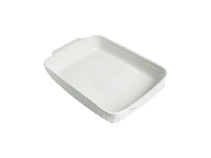 Forma do pieczenia GUARDINI C00TC7 (36 x 24 cm) Kategoria Naczynia do zapiekania Ceramika Naczynie do zapiekania Kolor Biały