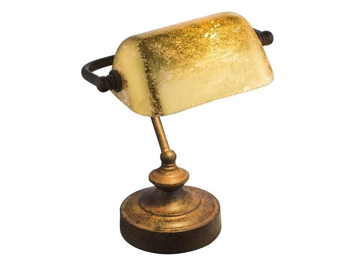GLOBO 24917R - Lampa stołowa ANTIQUE 1xE14/25W/230V