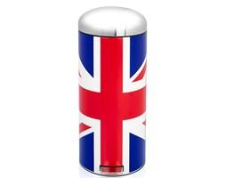 Brabantia Pedal Bin Retro Union Jack kosz na śmieci 480362