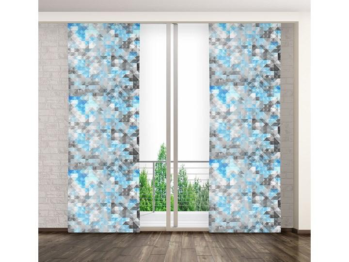Zasłona panelowa ZPMB-33 MARIALL 75x250 cm Poliester Pomieszczenie Pokój nastolatka