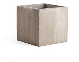 Donica betonowa, 750x750 mm, szary