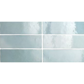Artisan Aqua 6,5x20 turkusowe kafelki