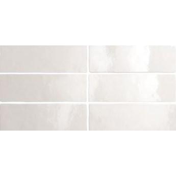 Artisan White 6,5x20 cegiełka ścienna