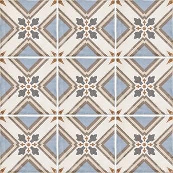 Art Nouveau Turin colour 20x20