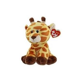 Maskotka TY INC Baby Ty   Gracie - żyrafa 24cm 82004